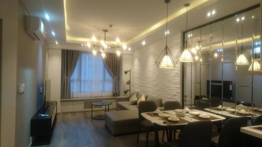 Cho thuê căn hộ The Gold View 2PN, tháp A, đầy đủ nội thất, hướng Đông Nam