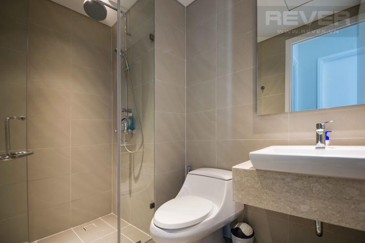 Toilet Cho thuê căn hộ Diamond Island - Đảo Kim Cương 1PN, tầng cao, đầy đủ nội thất, view hồ bơi