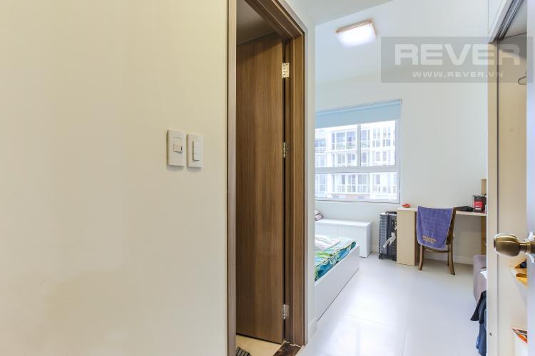 Phòng Ngủ 1 Cho thuê căn hộ Lexington Residence 2PN, tầng cao, tháp LC, đầy đủ nội thất