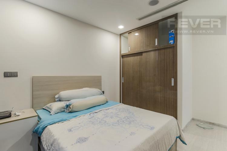 Phòng Ngủ 1 Bán căn hộ Vinhomes Golden River 2PN, tháp The Aqua 4, đầy đủ nội thất, view sông Sài Gòn và Landmark 81