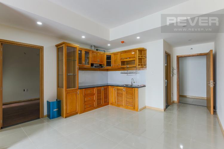 Phòng Bếp Căn hộ Jamona City 2 phòng ngủ tầng cao M4 đầy đủ nội thất
