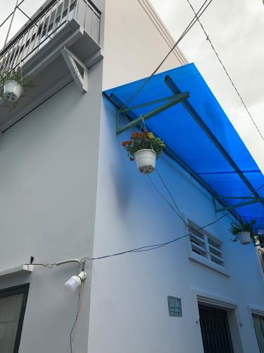 Nhà phố Bình Thạnh hướng Đông diện tích đất 25m2, khu vực an ninh.