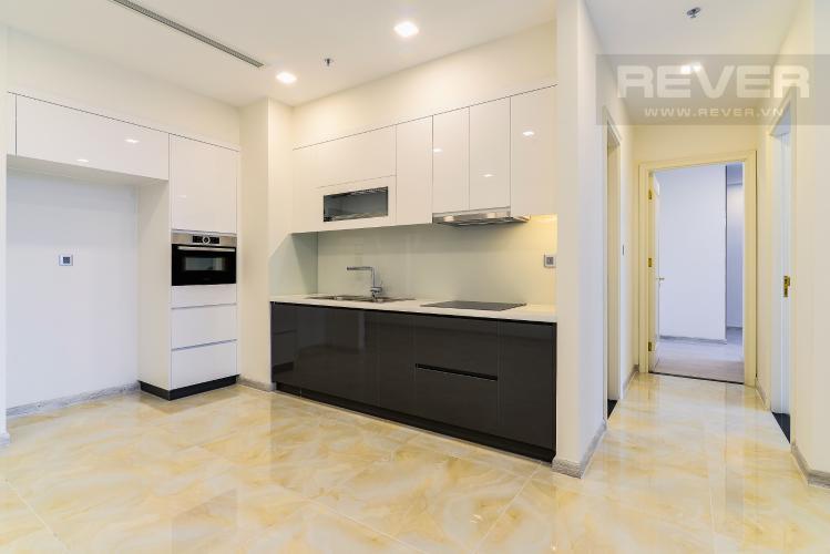 Nhà Bếp Căn hộ Vinhomes Golden River 2 phòng ngủ tầng cao A2 view sông