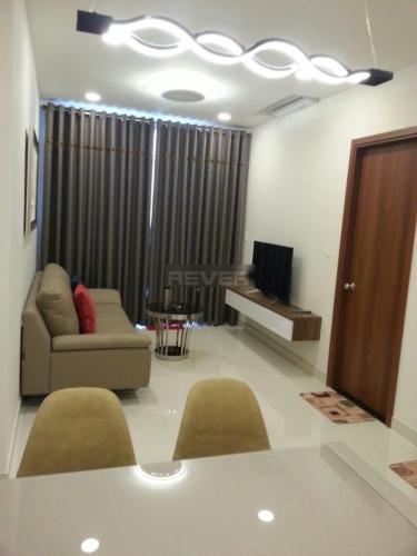 Căn hộ chung cư Vạn Đô tầng 09, bàn giao nội thất đầy đủ