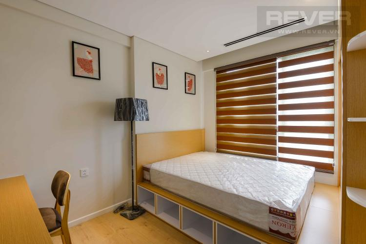 Phòng Ngủ 1 Cho thuê căn hộ Diamond Island - Đảo Kim Cương, tháp Maldives, đầy đủ nội thất, view hồ bơi