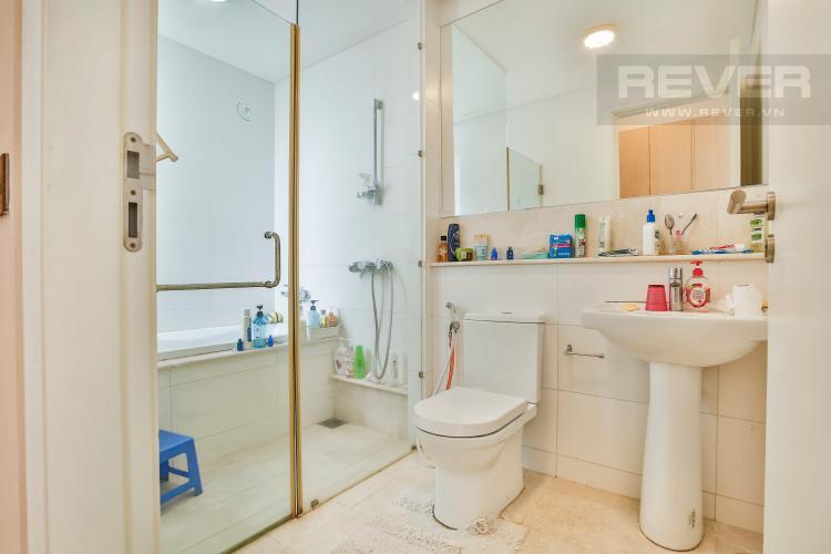 Toilet Căn hộ The Estella Residence tầng cao 3A, 3 phòng ngủ, đầy đủ nội thất