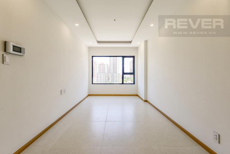 Phòng khách Căn hộ New City Thủ Thiêm 1 phòng ngủ tầng thấp BB view công viên