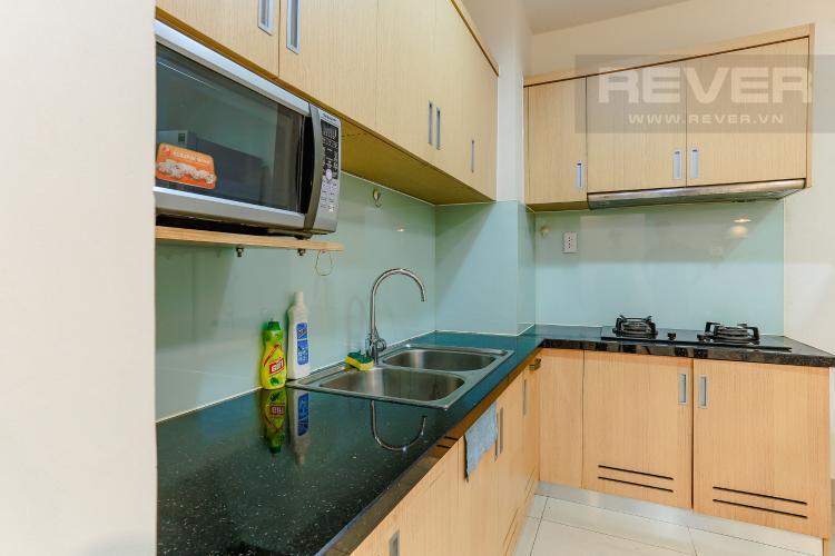 Phòng Bếp Căn hộ Him Lam Riverside 2 phòng ngủ tầng trung nội thất đầy đủ