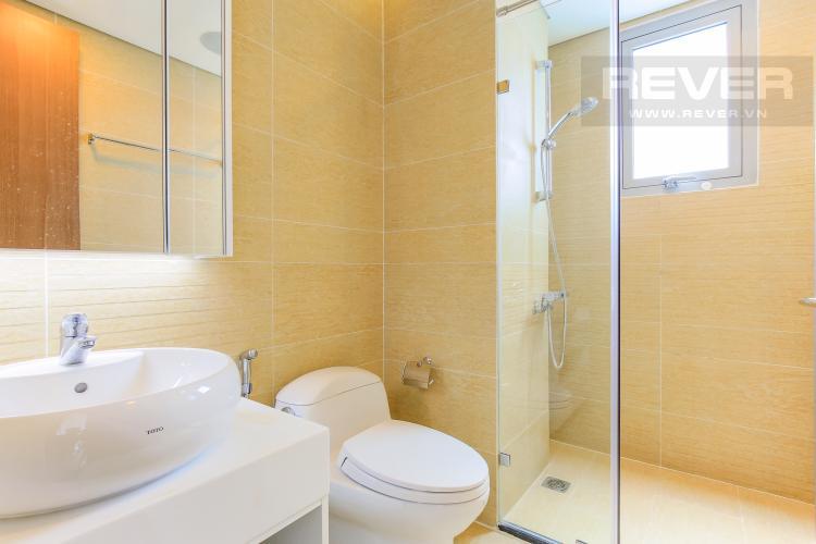 Phòng Tắm 1 Căn góc Vinhomes Central Park 2 phòng ngủ tầng cao Park 6
