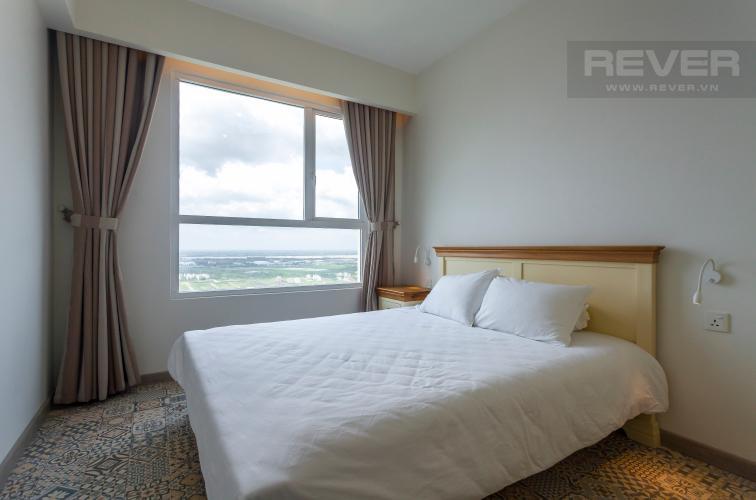 Phòng Ngủ 1 Căn hộ Vista Verde tầng cao, tháp T1, 2 phòng ngủ, view sông