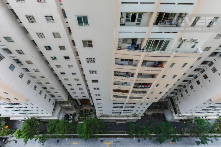 View Căn hộ The Gold View tầng trung tháp A1, 2 phòng ngủ, full nội thất