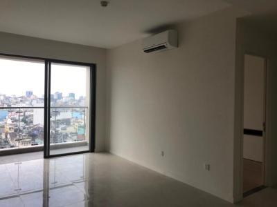 Bán căn hộ Masteri Millennium 2PN, block A, nội thất cơ bản, view kênh Bến Nghé và Bitexco
