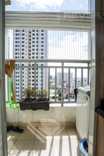 Ban Công Bán căn hộ La Astoria 3PN, tháp 1, đầy đủ nội thất, có tầng lửng, view khu dân cư