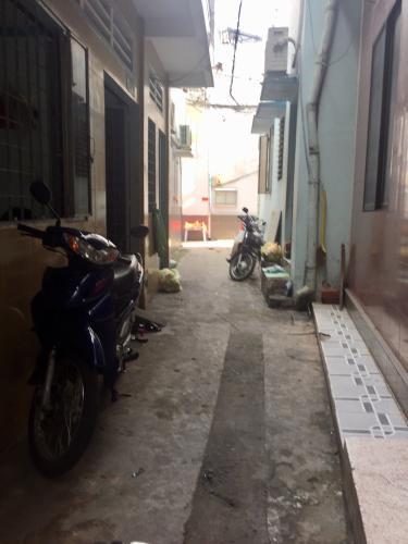 Bán nhà hẻm đường Huỳnh Mẫn Đạt, 2 phòng ngủ, diện tích đất 44.9m2, sổ hồng pháp lý đầy đủ.