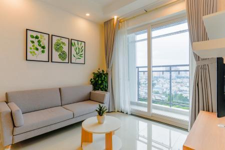 Căn hộ Florita 2 phòng ngủ tầng trung tháp B nội thất đầy đủ