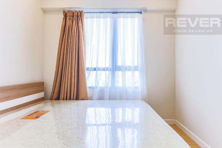 Phòng ngủ 2 Căn góc hướng Tây Nam tầng cao T1B Masteri Thảo Điền