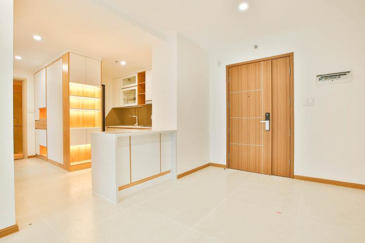Phòng Khách Căn hộ New City Thủ Thiêm tầng thấp tòa Bali, 3 phòng ngủ diện tích 101.34m2, view sông.