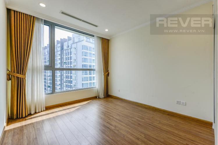Phòng ngủ 1 Cho thuê căn hộ Vinhomes Central Park tầng cao, 3PN, view sông