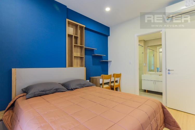 Phòng Ngủ 1 Cho thuê căn hộ Masteri Millennium tầng trung 3PN đầy đủ nội thất, diện tích rộng rãi