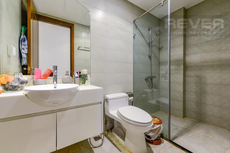 Phòng tắm 1 Căn hộ Vinhomes Central Park 2 phòng ngủ tầng thấp L1 hướng Bắc