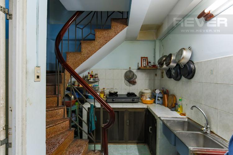 Phòng Bếp Nhà phố 2 phòng ngủ phường 6, Quận 4