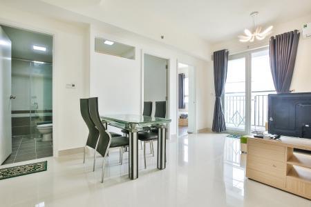 Căn hộ The Park Residence 2 phòng ngủ tầng trung B5 đầy đủ tiện nghi