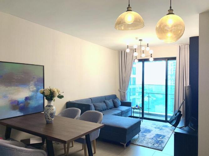 Căn hộ Feliz En Vista đầy đủ nội thất, tầng cao.