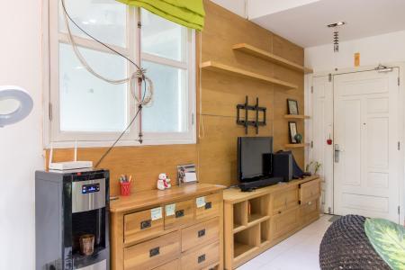 Bán căn hộ Chung cư Khánh Hội 3, 2PN, tầng 1, đầy đủ nội thất, view trực diện sông