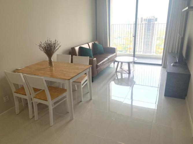 Cho thuê căn hộ Masteri An Phú 2PN, tầng cao, đầy đủ nội thất, view sông thoáng mát