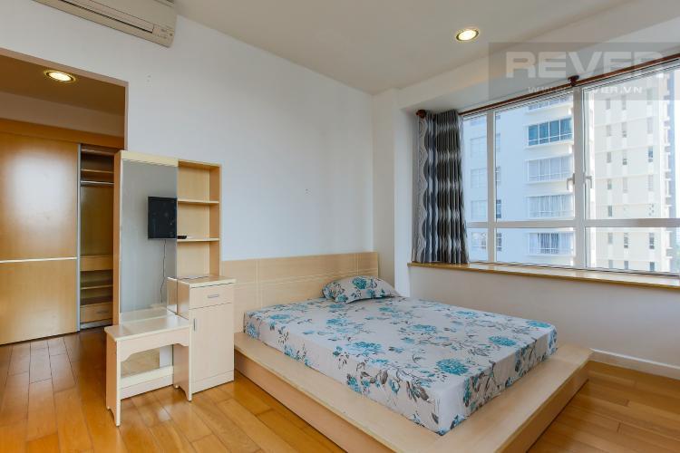 Phòng Ngủ 1 Căn hộ Sunrise City 2 phòng ngủ tầng thấp V5 đầy đủ tiện nghi