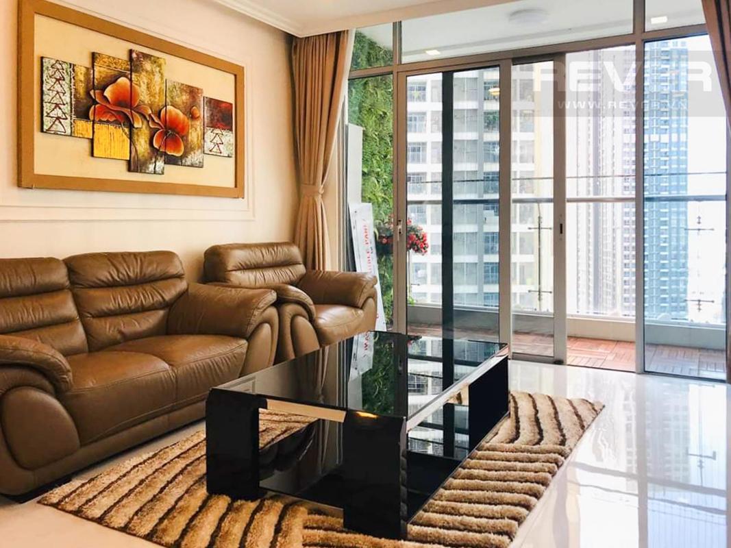31cc4f2220d4c68a9fc5 Cho thuê căn hộ Vinhomes Central Park 4PN, tháp Park 6, diện tích 154m2, đầy đủ nội thất, view sông và công viên