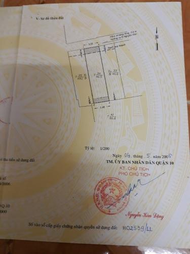 Bản vẽ nhà phố Nguyễn Kim, Quận 10 Nhà phố hẻm Nguyễn Kim nội thất cơ bản, sổ hồng riêng.