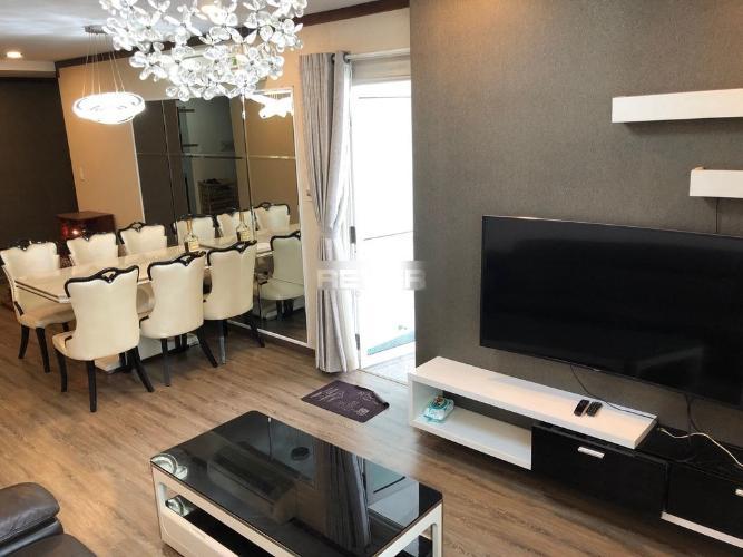 Căn hộ Hoàng Anh Thanh Bình, Quận 7 Căn hộ Hoàng Anh Thanh Bình view thành phố sầm uất, nội thất đầy đủ.