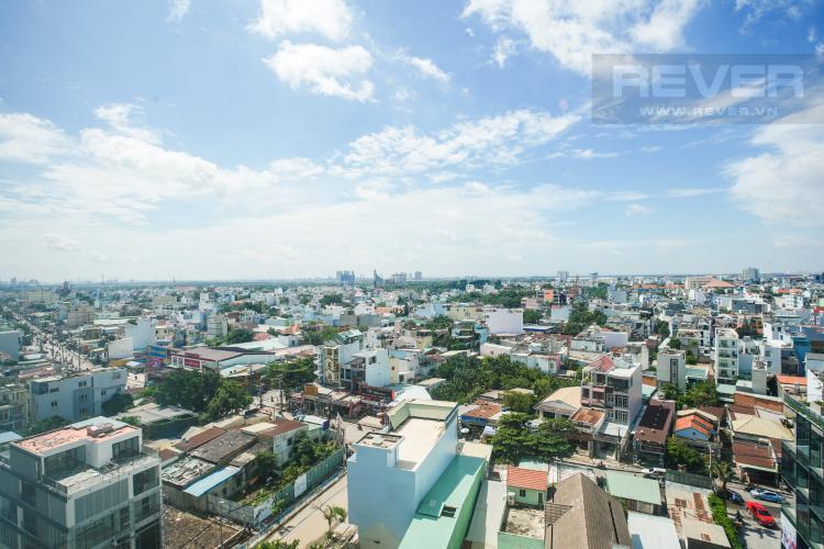 View Bán căn hộ La Astoria 3PN, tháp 1, đầy đủ nội thất, có tầng lửng, view khu dân cư