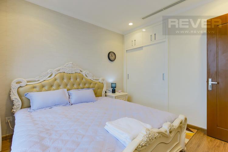 Phòng Ngủ 1 Căn hộ Vinhomes Central Park tầng cao L2 thiết kế đẹp, nhiều tiện ích