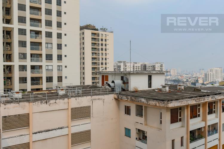 View Chung Cư Khánh Hội hướng Đông Nam, 2 phòng ngủ nội thất đầy đủ
