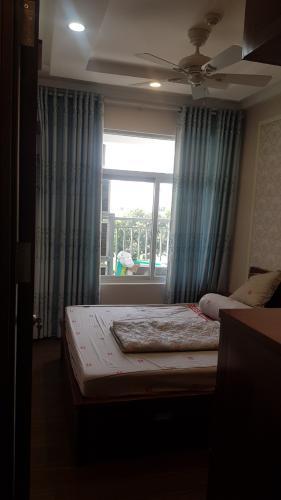 phòng ngủ 2 căn hộ Sunrise Riverside Bán căn hộ tầng thấp Sunrise Riverside đầy đủ nội thất.