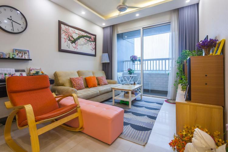 Căn hộ Lexington Residence tầng trung LA, 3 phòng ngủ, nội thất đầy đủ