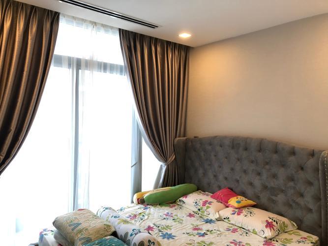 Phòng ngủ căn hộ Vinhomes Central Park Cho thuê căn hộ Vinhomes Central Park 3PN, tháp Park 1, diện tích 111m2, đầy đủ nội thất