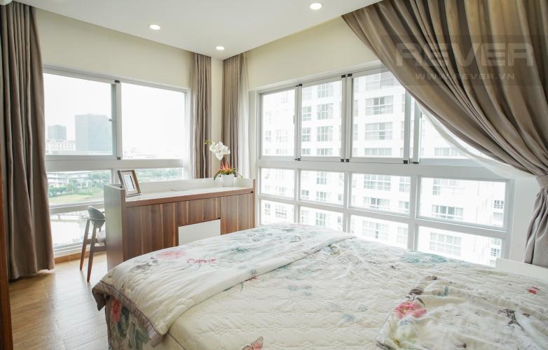 Phòng Ngủ 3 Bán căn hộ Happy Valley 3PN, tầng thấp, đầy đủ nội thất, view trực diện sông