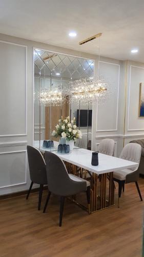 Nội thất căn hộ La Astoria Căn hộ La Astoria thiết kế sang trọng, tiện ích cao cấp.