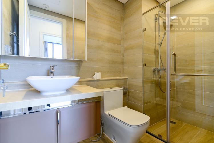 Phòng Tắm 1 Bán căn hộ Vinhomes Golden River 72m2, 2PN 2WC, view hồ bơi nội khu