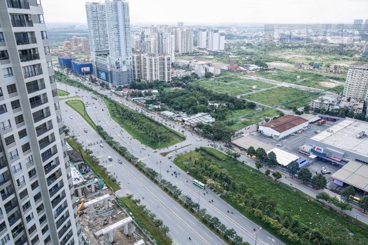 View Căn hộ Masteri Thảo Điền 2 phòng ngủ tầng cao hướng Đông Nam T5