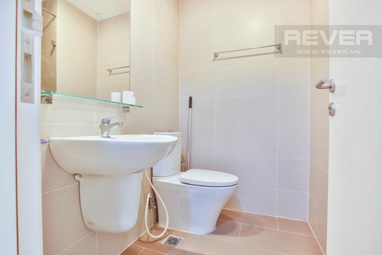 Toilet 1 Căn ghép Masteri Thảo Điền 4 phòng ngủ tầng cao tháp T1 đầy đủ nội thất