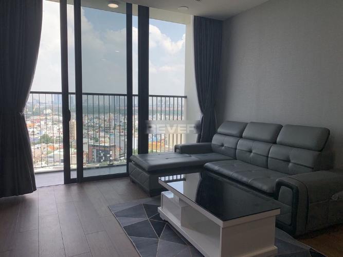 Căn hộ Eco Green Saigon đầy đủ nội thất, thiết kế hiện đại.