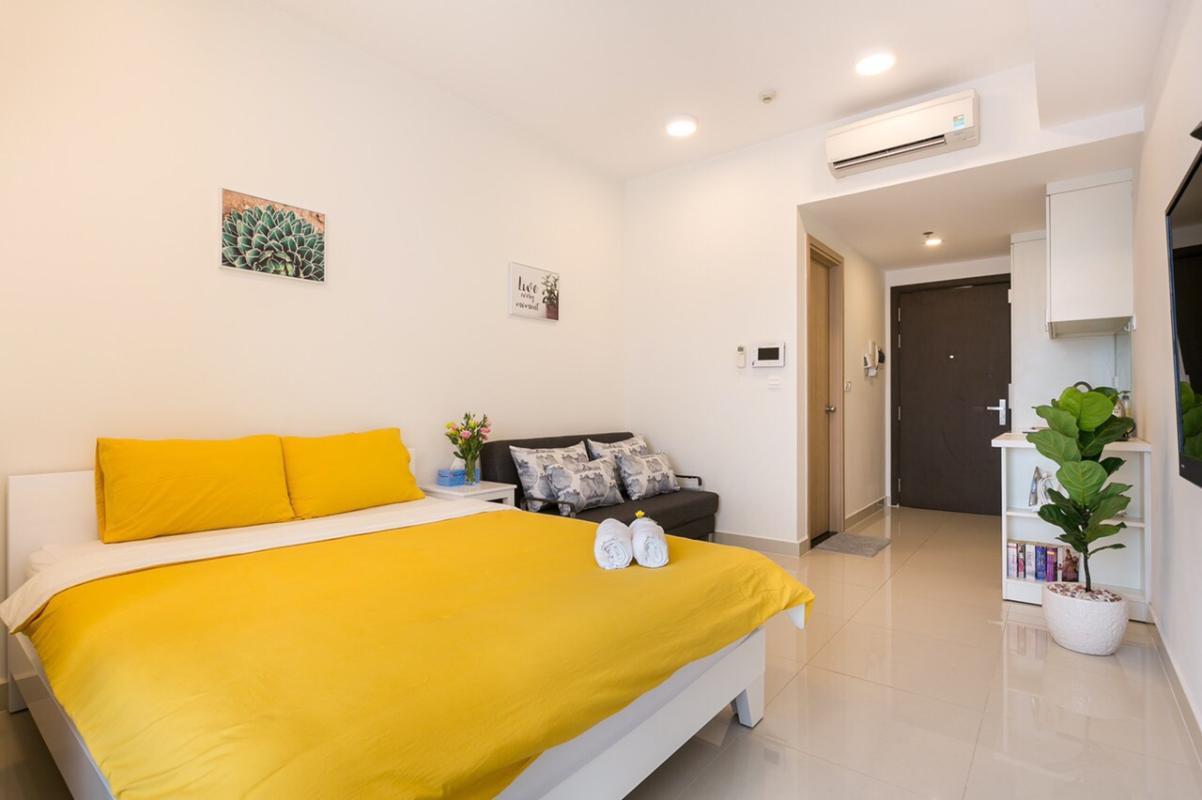 ddf4ec4f0322e57cbc33 Bán căn hộ officetel Rivergate Residence 1PN, tầng 15, tháp B, đầy đủ nội thất, view thoáng