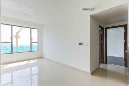 Căn hộ The Tresor 2 phòng ngủ tầng cao TS1 nội thất cơ bản