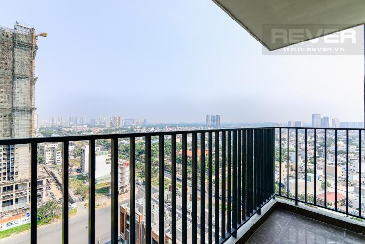 View Balcony Bán hoặc cho thuê căn hộ Vista Verde 2PN 2WC, nội thất cao cấp, view thành phố