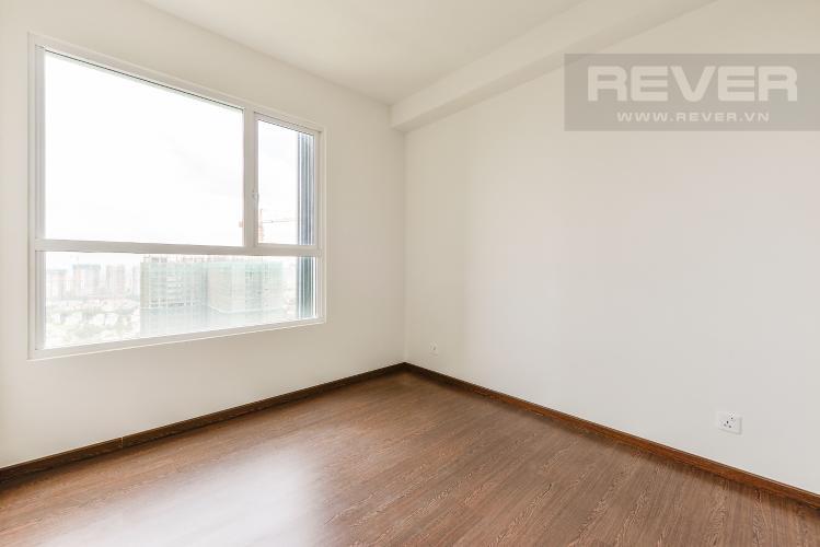 Phòng ngủ 3 Căn hộ Vista Verde tầng cao tháp T1, 3 phòng ngủ, nội thất cơ bản, view sông