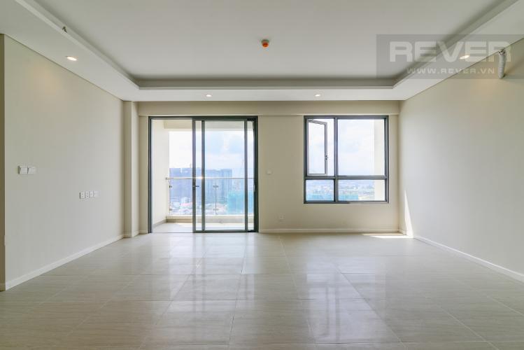 Phòng Khách Bán căn hộ Diamond Island - Đảo Kim Cương tầng cao 2PN, tháp Bora Bora, view sông thoáng mát, yên tĩnh
